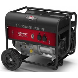 Генератор Briggs & Stratton Sprint 6200A | 4,9/6,1 кВт (США)