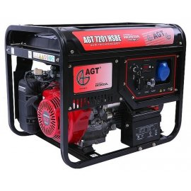 Генератор AGT 7201 HSBE TTL | 5/6 кВт (Румыния)