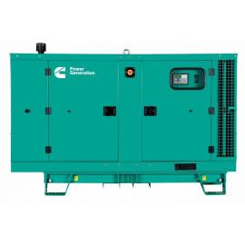 Генератор Cummins C66 D5| 48/52 кВт (Великобритания)