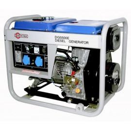 Генератор Odwerk DG5500E | 4,5/5 кВт (Китай)