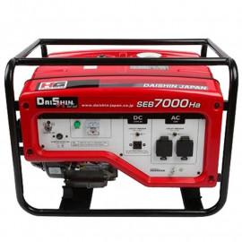 Генератор Daishin SEB7000Ha | 5/5,5 кВт (Япония)