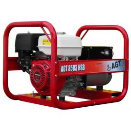 Генератор AGT 8503 HSB | 5/6,4 кВт (Румыния)