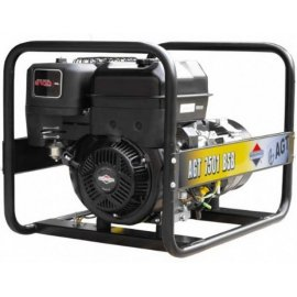 Генератор AGT 7501 BSB SE | 5/6,4 кВт (Румыния)