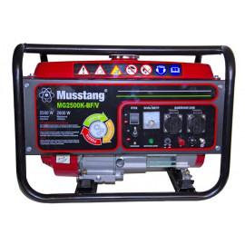 Генератор Musstang MG2500K-BF/V | 2,5/2,8 кВт (Китай)