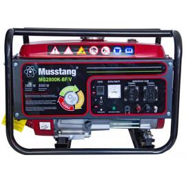 Генератор Musstang MG2800K-BF/V | 2,8/3 кВт (Китай)