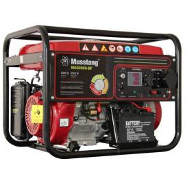 Генератор Musstang MG6000S/32A   6/6,5 кВт (Китай)