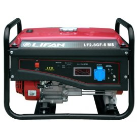 Генератор Lifan LF2.8GF-6MS BG | 2,8/3 кВт (Китай)