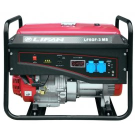 Генератор Lifan LF5GF-3MS BG | 5/5,5 кВт (Китай)