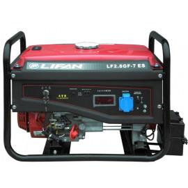 Генератор Lifan LF2.8GF-7ЕS | 2,8/3 кВт (Китай)