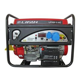 Генератор Lifan LF5GF-5.0 AUTO CONTROL | 5/5,5 кВт (Китай)