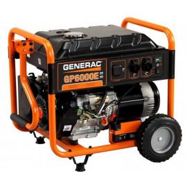 Генератор Generac GP6000E