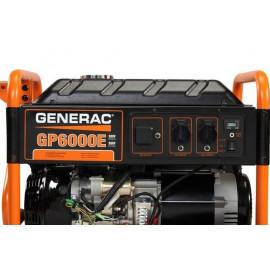 Генератор бензиновый Generac GP6000E