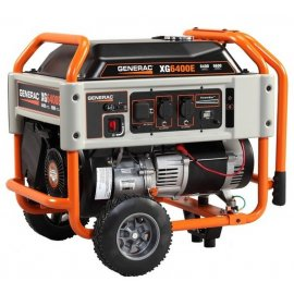 Генератор Generac XG6400E | 6,4/7 кВт (США)