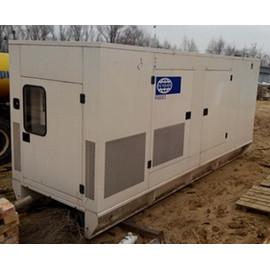 Генератор FG Wilson P 400 е5 БУ | 280/320 кВт (Великобритания)