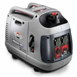 Генератор инверторный Briggs & Stratton P2000 | 1,6/2 кВт (США)