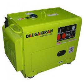 Генератор Dalgakiran DJ 4000 DG EC | 3,3/4 кВт (Турция)