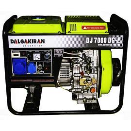 Генератор Dalgakiran DJ 7000 DG E | 6/7 кВт (Турция)