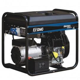 Генератор SDMO Diesel 10000 E XLC | 8,2/9 кВт (Франция)
