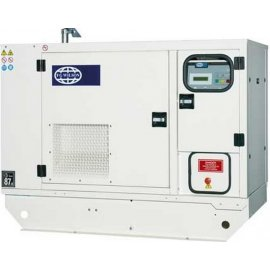 Генератор FG Wilson P55-6S | 50/55 кВт (Великобритания)