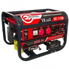Генератор Intertool DT-1128 | 2,8/3,1 кВт (Китай)