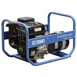 Генератор SDMO Phoenix 6300 | 6,5/6,8 кВт (Франция)