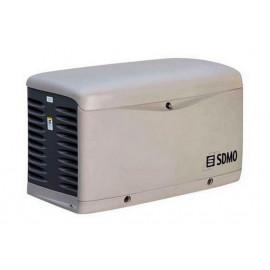 Генератор SDMO RESA 14 T | 9,6/12 кВт (Франция)