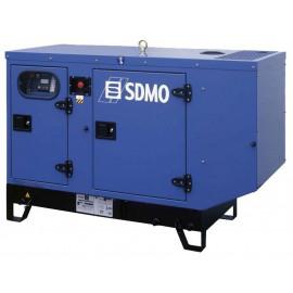 Генератор SDMO T33K БУ | 24/26 кВт (Франция)