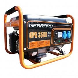 Генератор GERRARD GPG 3500 | 2,5/2,8 кВт (Китай)
