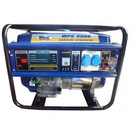 Генератор Werk WPG8000 | 6/6,5 кВт (Китай)