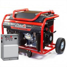 Генератор Matari S 8990 E ATS | 6/6,5 кВт (Япония)