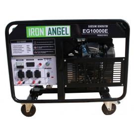 Генератор IRON ANGEL EG 10000 E | 8,5/9,5 кВт (Нидерланды)