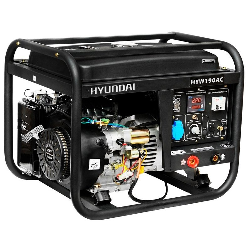 генератор хендай 3000 f неисправности