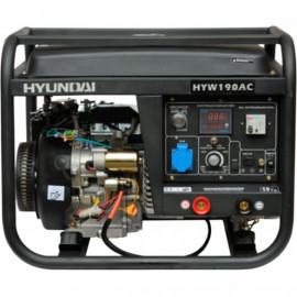 Генератор сварочный Hyundai HYW 190AC | 2,5/2,8 кВт (Корея)