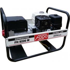 Генератор Fogo FH 8220 W | 6,5/7,2 кВт (Польша)