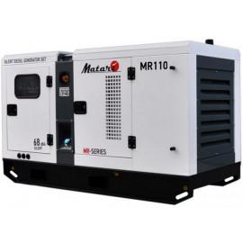 Генератор Matari MR 110| 105/116 кВт (Япония)