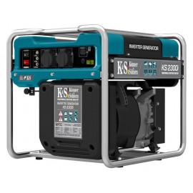 Генератор инверторный Konner&Sohnen KS 2300i | 2/2,3 кВт (Германия)