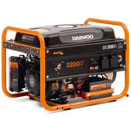 Генератор Daewoo GDA 3500 DFЕ   2,8/3,2 кВт (Корея)