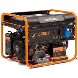 Генератор Daewoo GDA 6500 E | 3/3,5 кВт (Турция)