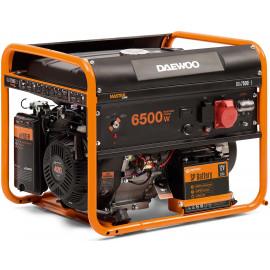 Генератор Daewoo GDA 7500 Е 3 | 6/6,5 кВт (Корея)