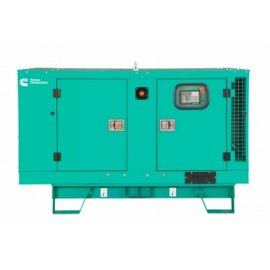Генератор Cummins C28 D5 | 20/22 кВт (Великобритания)