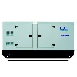 Генератор DAREX-ENERGY DE-22RS Zn| 15/17 кВт Україна