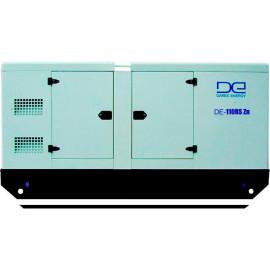 Генератор DAREX-ENERGY DE-110RS Zn| 79/88 кВт Украина