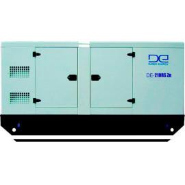 Генератор DAREX-ENERGY DE-210RS Zn| 150/168 кВт Украина