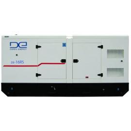 Генератор DAREX-ENERGY DE-16RS | 11/11.2 кВт Украина