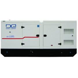Генератор DAREX-ENERGY DE-22RS |15/17 кВт Україна