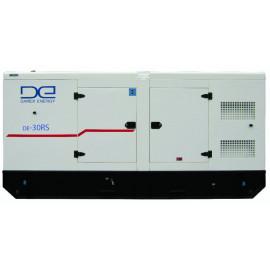 Генератор DAREX-ENERGY DE-30RS | 22/24 кВт Украина