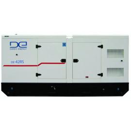Генератор DAREX-ENERGY DE-42RS | 30/33 кВт Украина