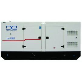 Генератор DAREX-ENERGY DE-55RS| 40/44 кВт Украина