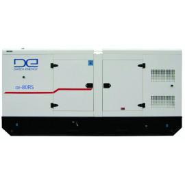 Генератор DAREX-ENERGY DE-80RS  60/66 кВт Украина