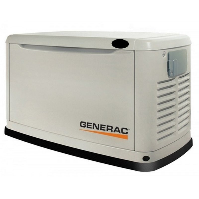 Генератор Generac 7078 | 13,6/16 кВт (США)